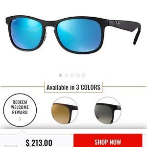 Ray Ban Chromance Polarized Sunglasses